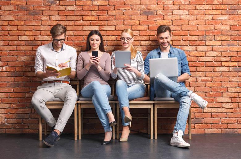 Nouveau rapport au temps en formation digitale