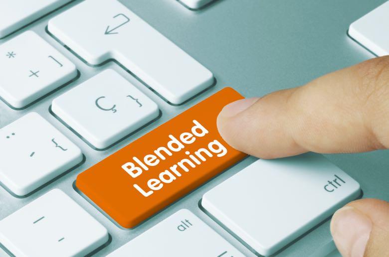 digital learning : blended learning