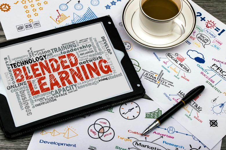 Blended learning : formation en présentiel et e-learning
